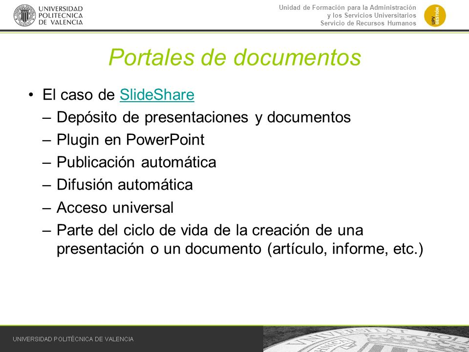Portales de documentos