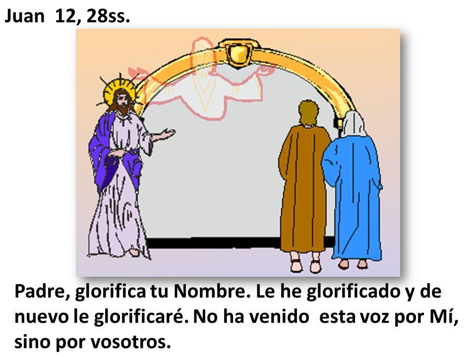 3  3 Juan 8, 41ss  Vosotros hacéis las obras de vuestro