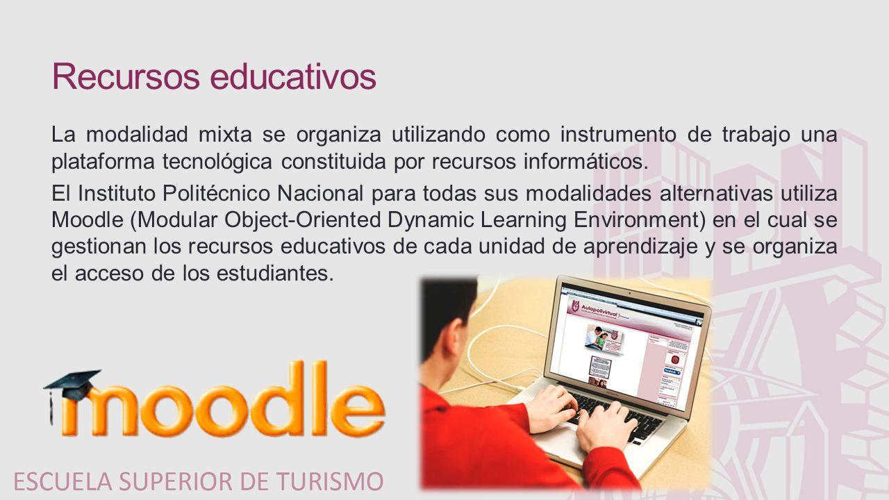 Modelo Pedagógico Escuela Superior de Turismo Modalidad Mixta - ppt ...