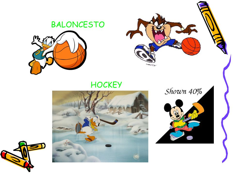 BALONCESTO HOCKEY