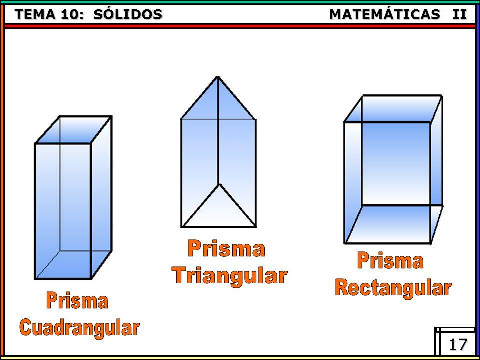 un sólido o cuerpo geométrico es aquél que ocupa un lugar en el