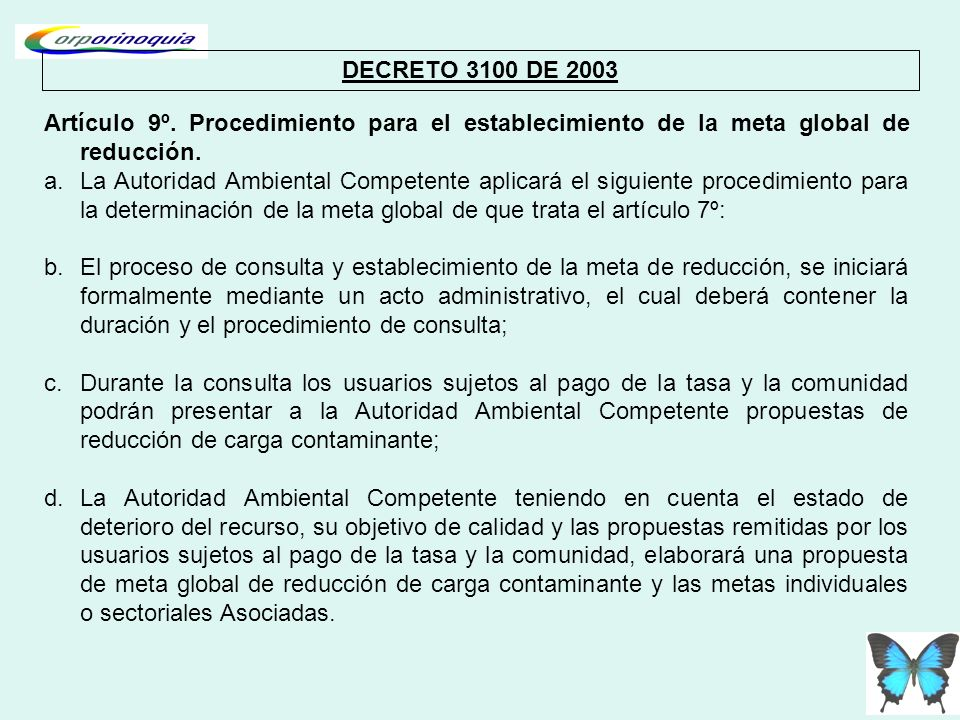 DECRETO 3100 DEL 2003 EPUB DOWNLOAD