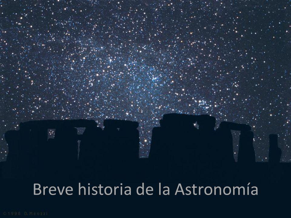 Unidad 3 Astronomia Ppt Descargar