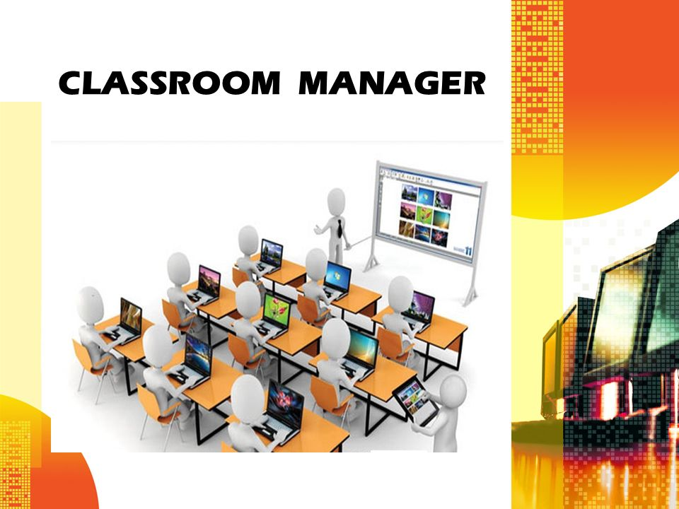 CLASSROOM MANAGER