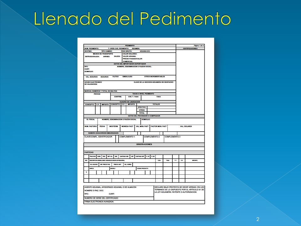 Manual de claves de pedimento rt