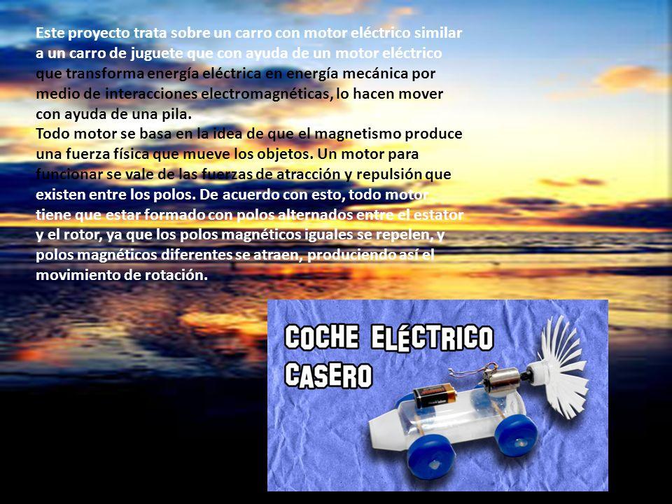 Carrito Electrico Casero Ppt Descargar