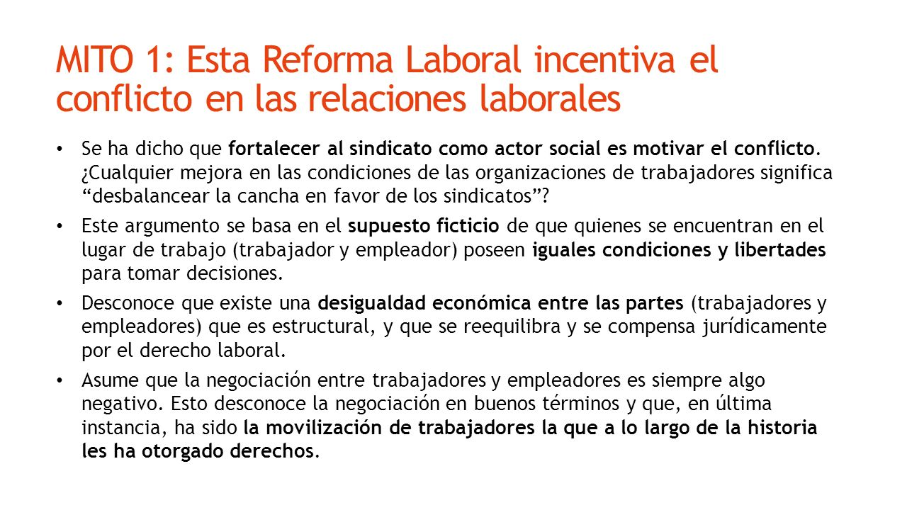 Escuela Sindical Facultad de Derecho Universidad de Chile - ppt ...