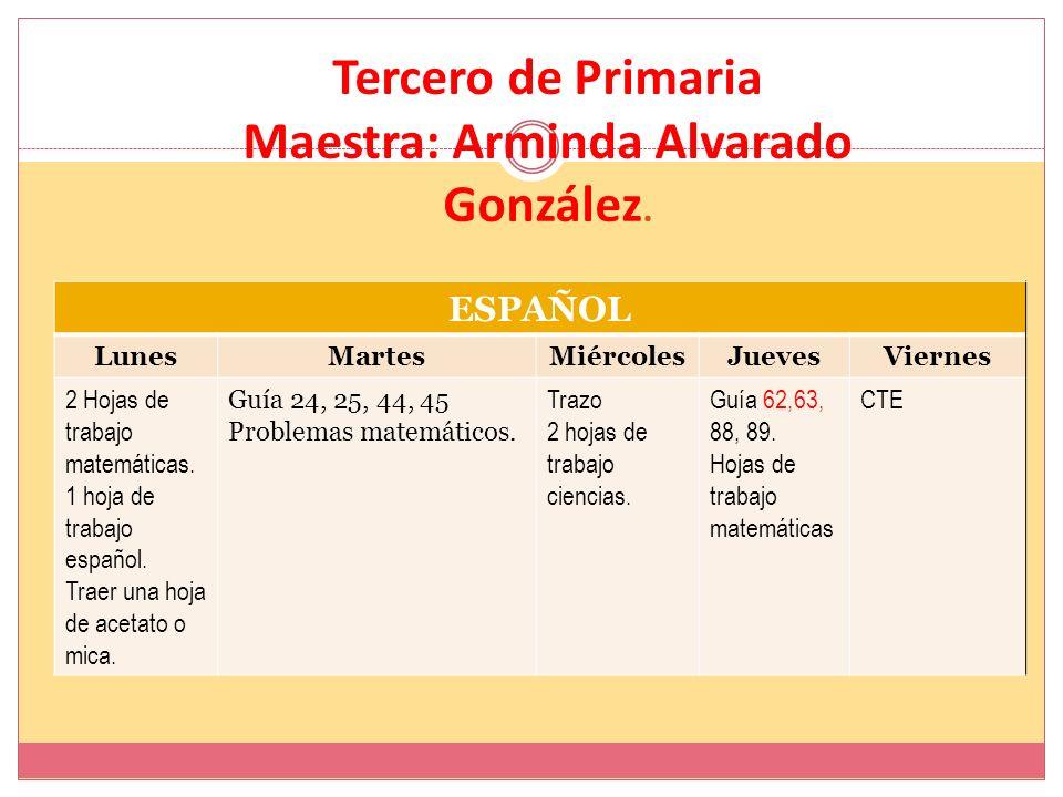 Tareas de Español de Septiembre del ppt descargar