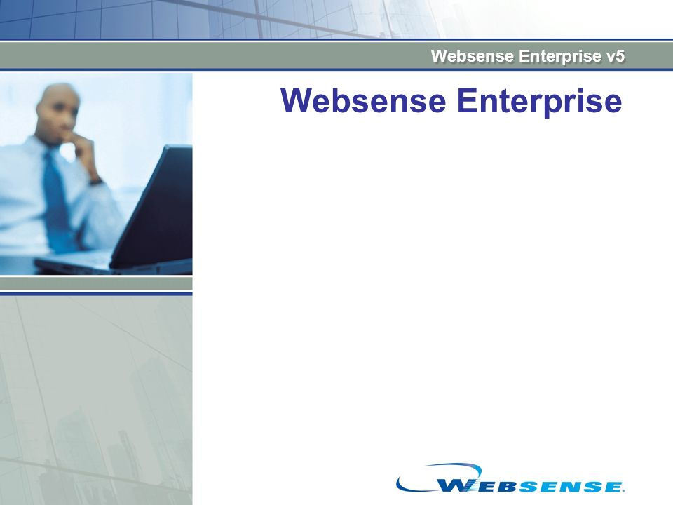 Websense Enterprise