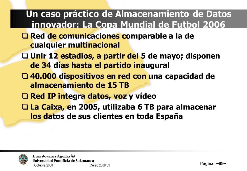 Prof. Luis Joyanes Aguilar - ppt descargar