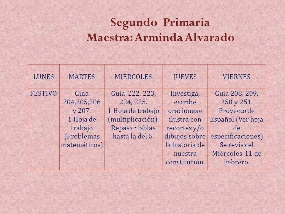 TAREAS ESPAÑOL Del de Febrero del ppt descargar