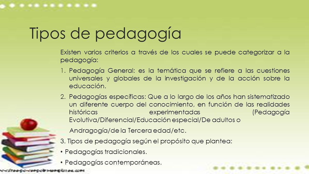 Fundamentos De Pedagogía Ppt Descargar