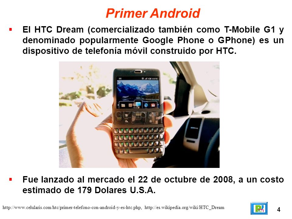 Primer Android