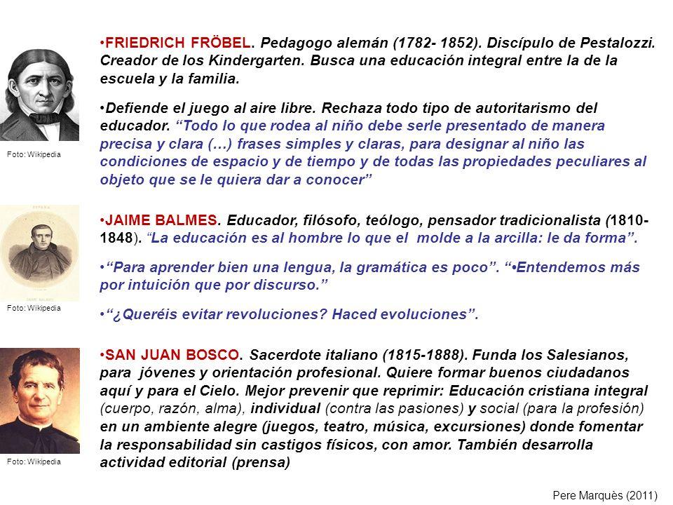 Educadores Síntesis De La Evolución Histórica De La