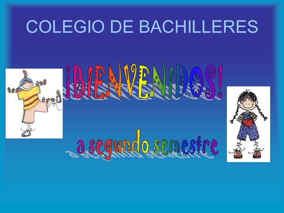 5b3329caa COLEGIO DE BACHILLERES - ppt descargar
