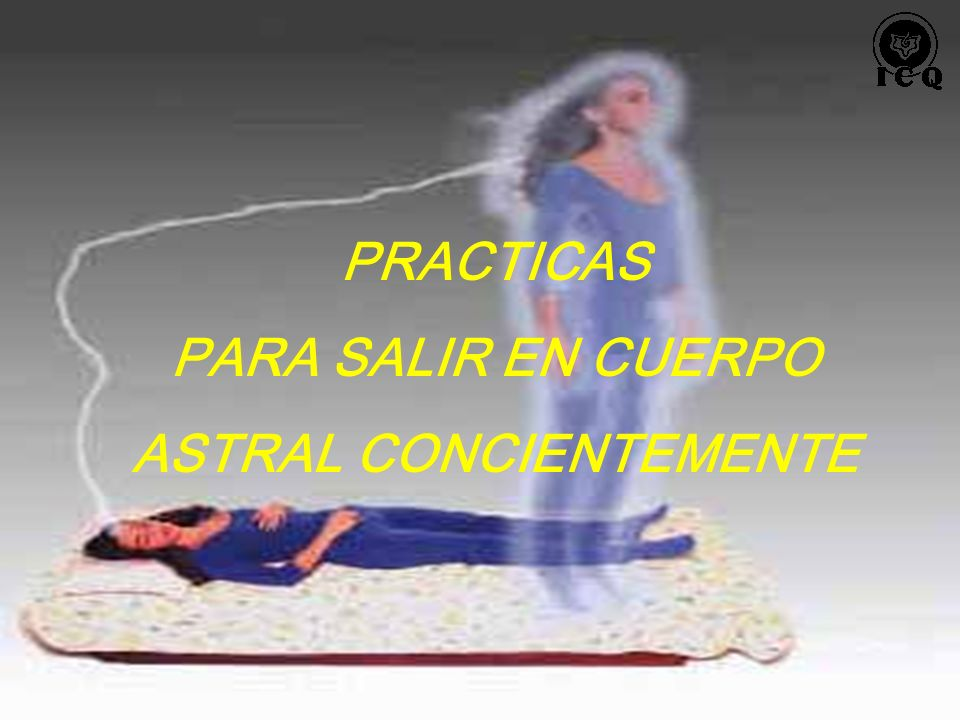 ASTRAL CONCIENTEMENTE
