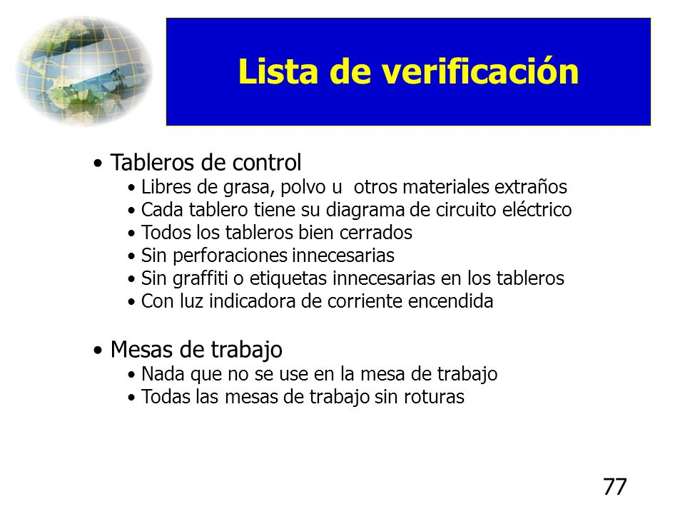 Tema: 5 S\'S Calidad de Clase Mundial Lic. Luis Angel Miranda - ppt ...
