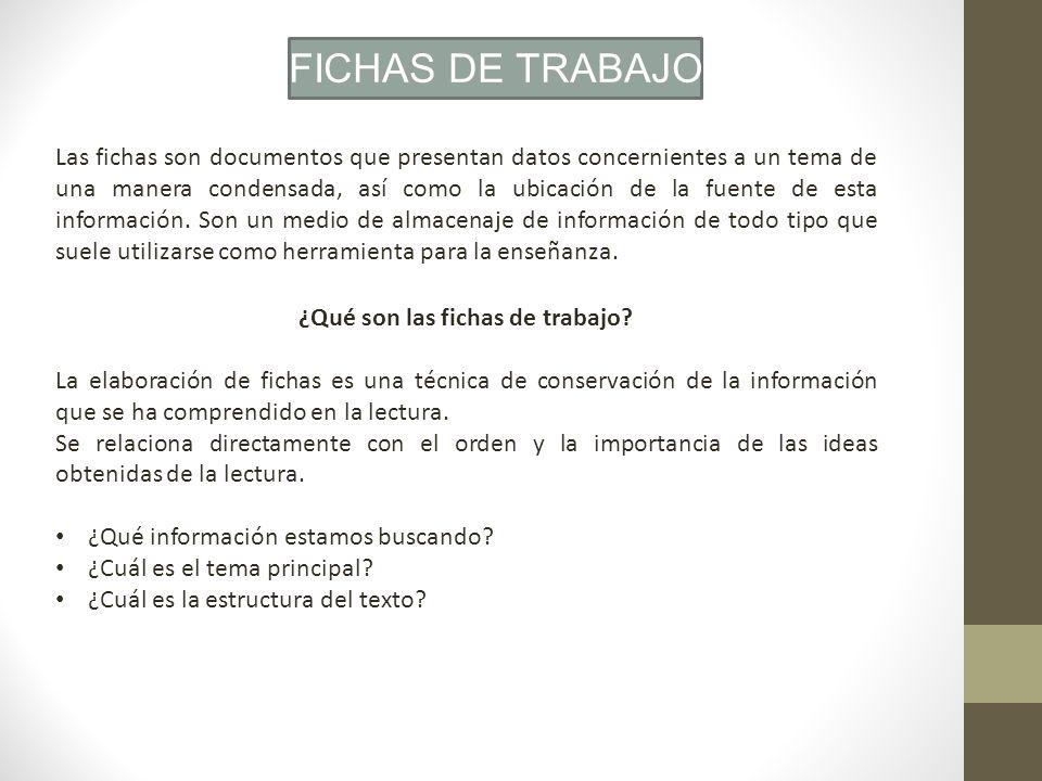 Fichas De Trabajo Textuales De Parafrasis De Resumen De
