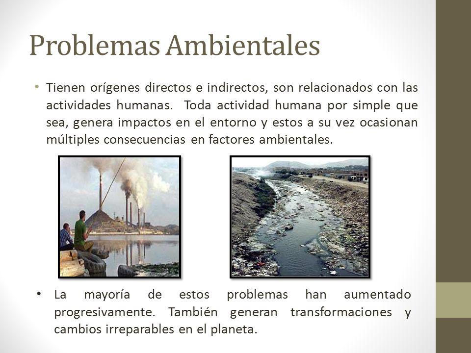 Actividades Humanas Y Medio Ambiente Ppt Video Online Descargar