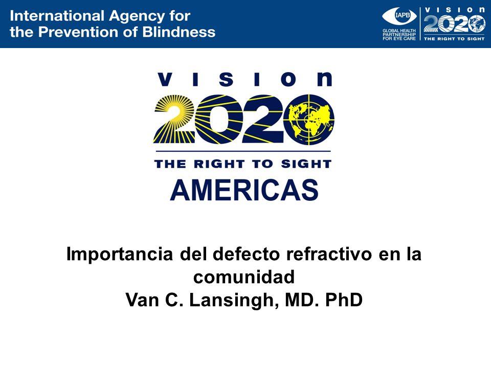 ff26681b92 Importancia del defecto refractivo en la comunidad - ppt descargar