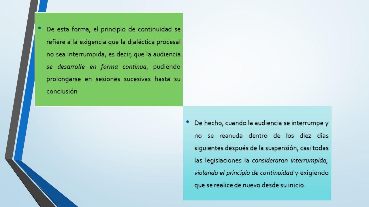 PRINCIPIOS PROCESALES - ppt descargar