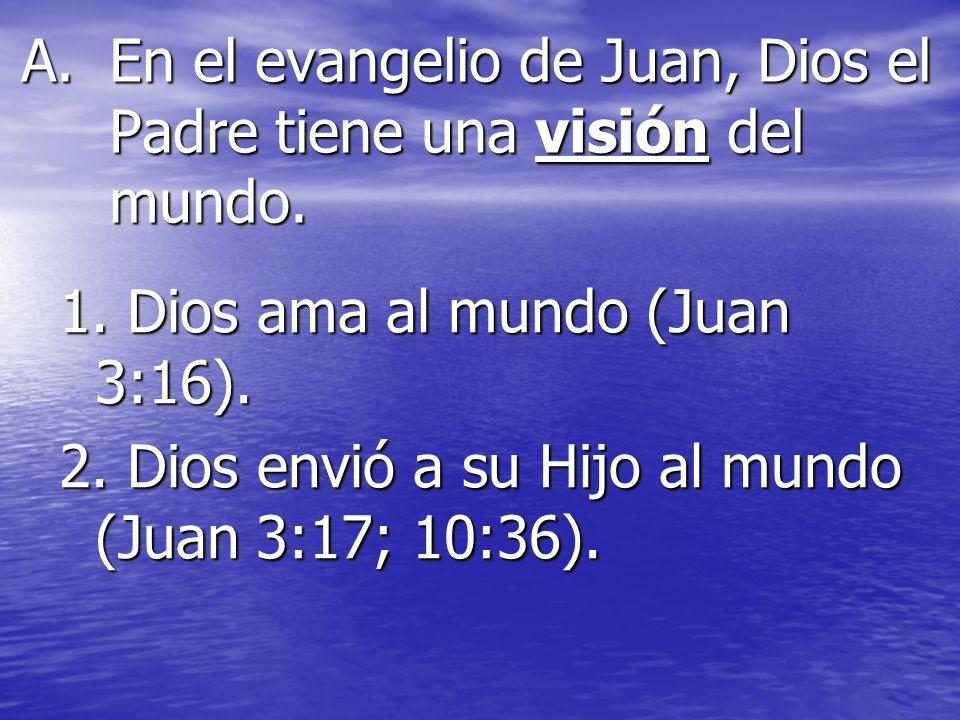 Resultado de imagen para JUAN 3:17