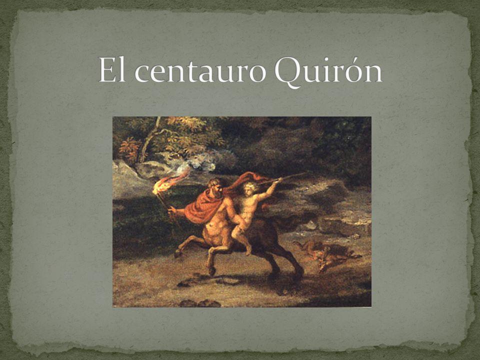 El centauro Quirón. - ppt descargar f0e4064505473