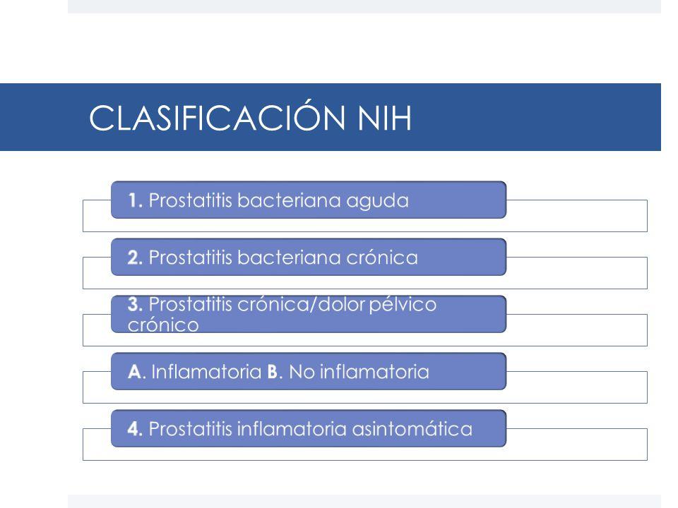 prostatitis cronica ppt