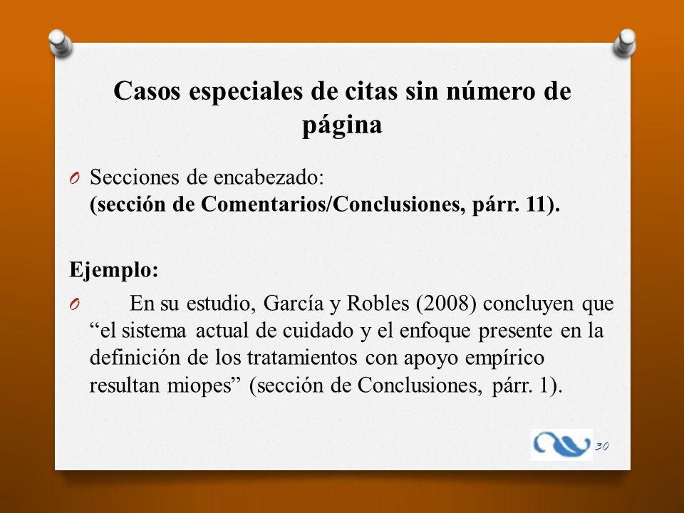 Manual De Estilo Apa Contenido Tema 1 Qué Es Apa