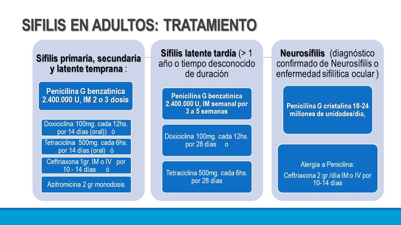 Frases De Prevencion De La Sifilis: VIGILANCIA CLINICA DE INFECCIONES DE TRANSMISION SEXUAL