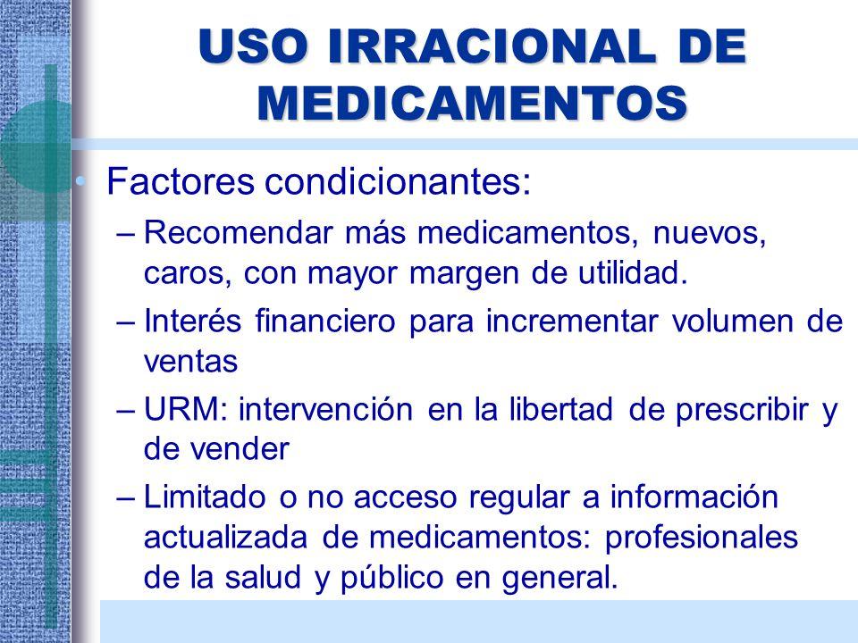 La Atención Farmacéutica y el uso racional de los