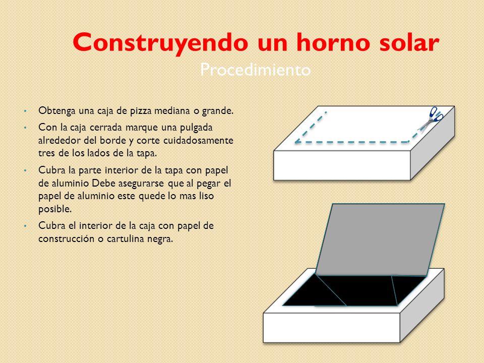 Construccion De Un Horno Solar Ppt Video Online Descargar