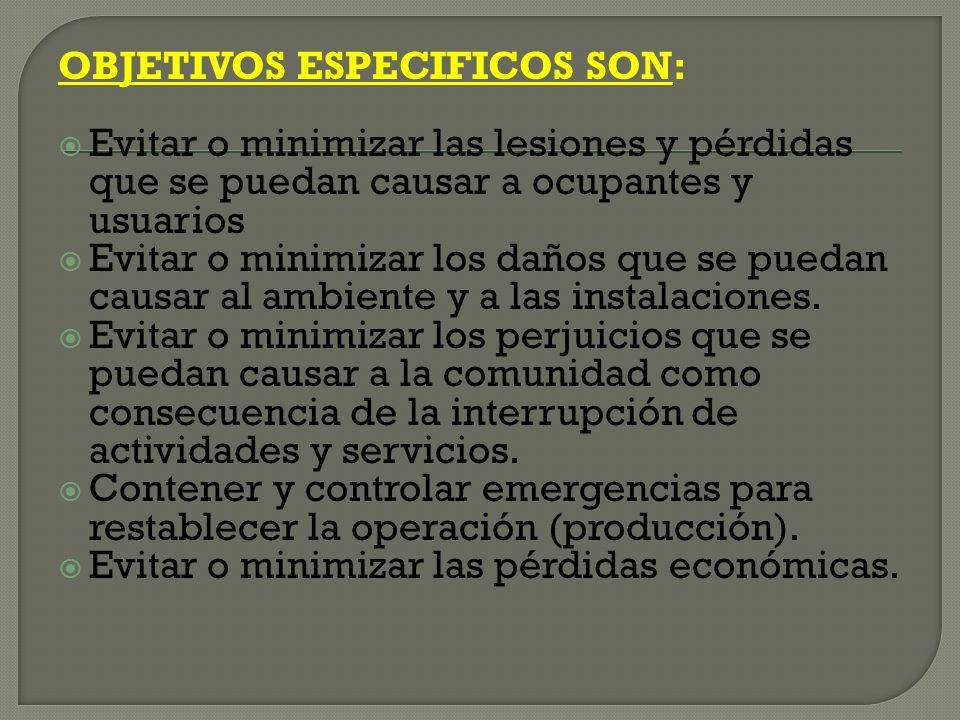 PLAN DE CONTINGENCIA Y EMERGENCIA - ppt descargar