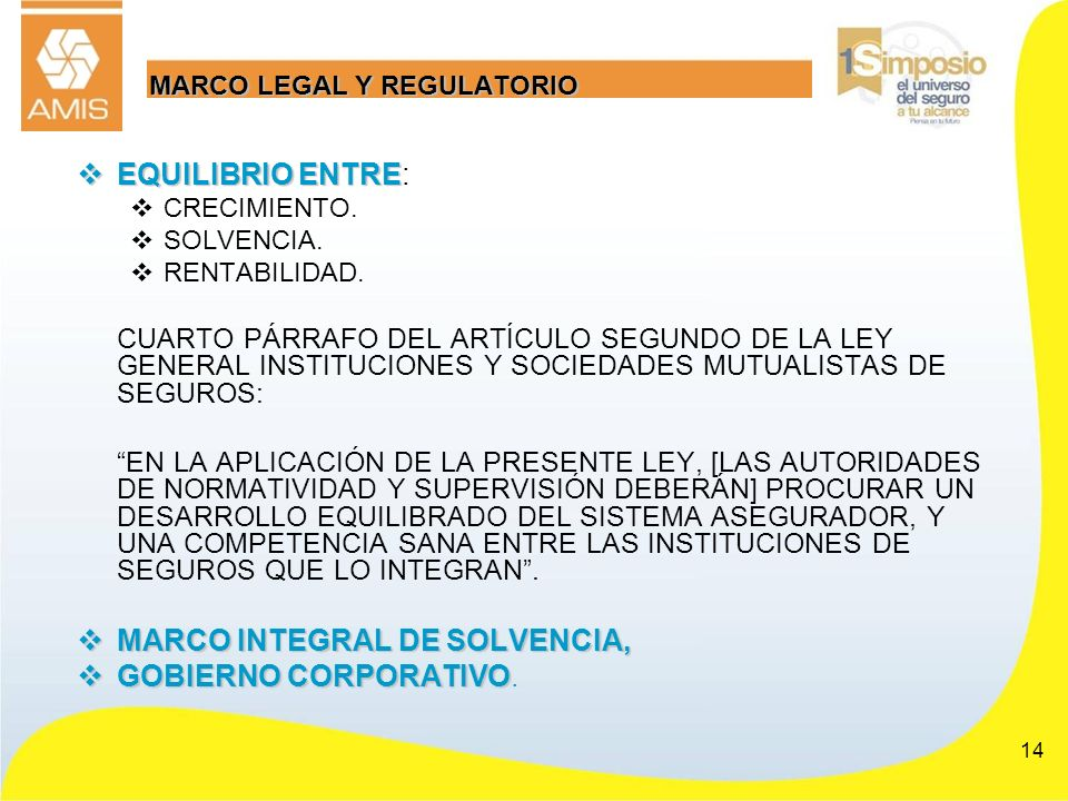 MARCO LEGAL Y REGULATORIO
