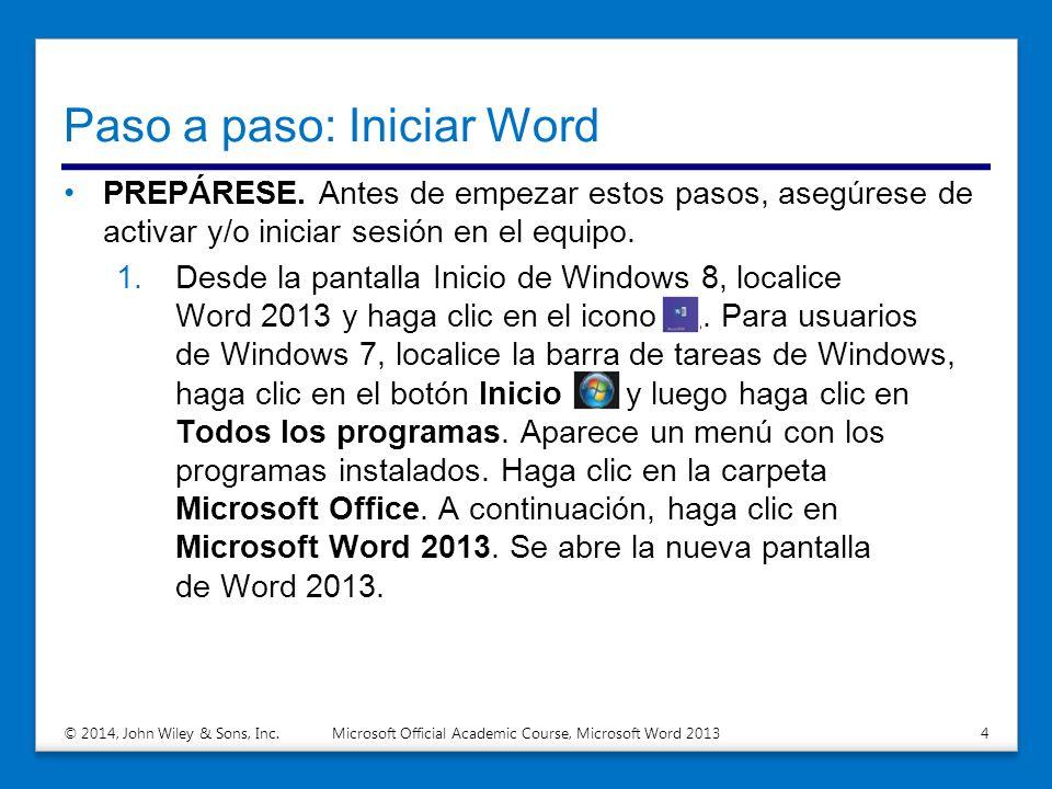 Microsoft Official Academic Course, Microsoft Word ppt descargar