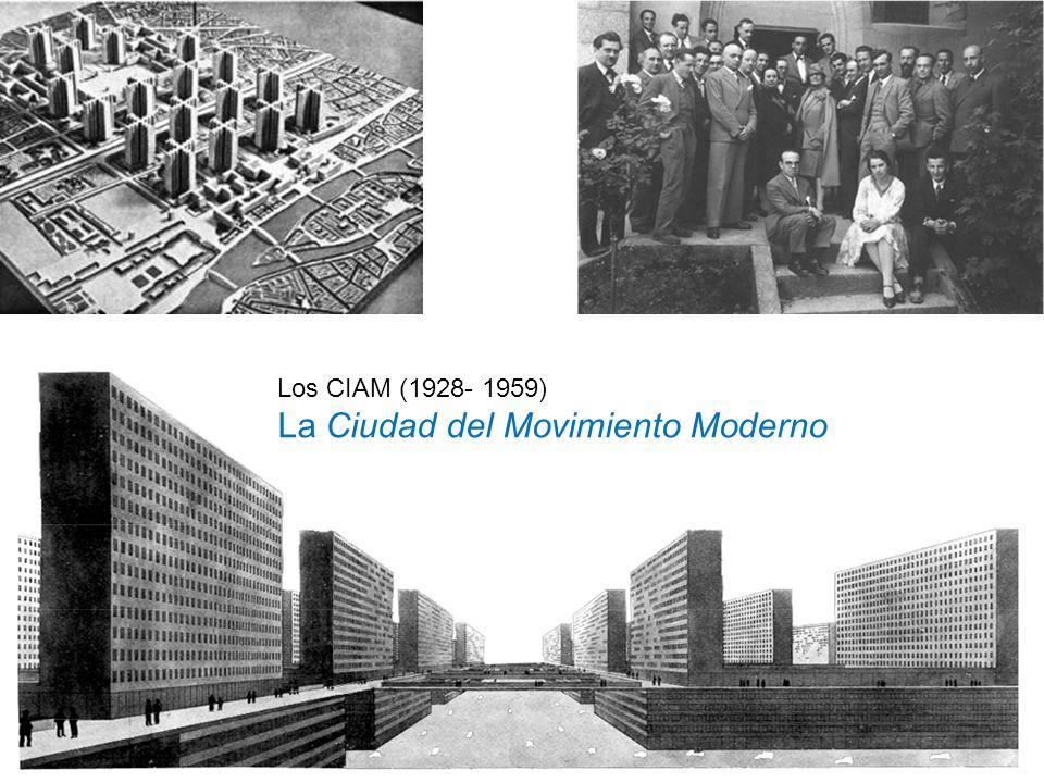 Image result for movimiento moderno CIAM