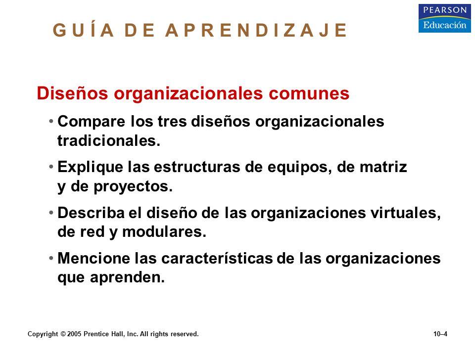 10 Administración Capítulo Estructura Y Diseño